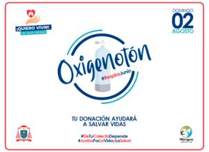 """Junín: Arzobispado de Huancayo se prepara para la """"Oxigenotón"""" de este domingo 2 de agosto"""