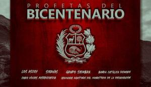 "Iglesia peruana presenta la campaña ""Profetas del Bicentenario"""