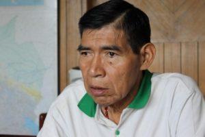 Santiago Manuin, líder histórico del pueblo Awajún, falleció este miércoles 1 de julio