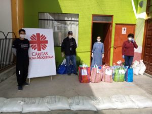 COVID-19: Cáritas Tacna-Moquegua promueve campaña para adquirir equipos médicos