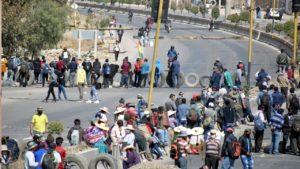 Bolivia: Iglesia pide al gobierno llamar a elecciones y el cese de la violencia