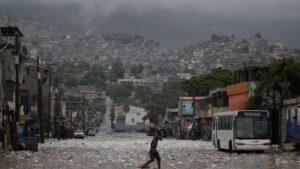 Obispos de Haití denuncian violencia incontrolable en el país