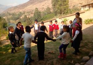 Escuelas rurales de Huánuco y Pasco mejoran calidad educativa gracias a proyecto de Cáritas del Perú y Minedu