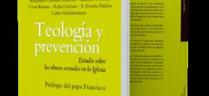 """Publican libro """"Teología y prevención"""" para tratar casos de abusos en el clero"""