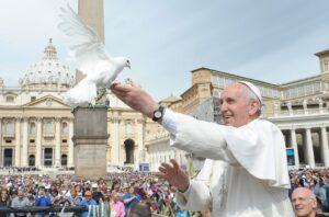 """El Papa hace un llamado a """"buscar una verdadera fraternidad"""" en el Día Internacional de la Paz"""