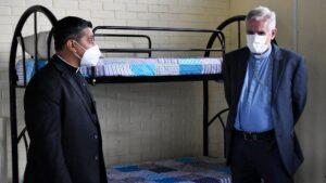 Guatemala: Iglesia inaugura casa hogar para migrantes en busca de asilo
