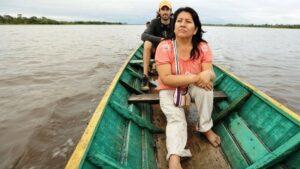 """Lideresa asháninka en Día de la mujer indígena: """"Podemos aportar. Que nos tomen en cuenta"""""""