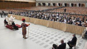 """El Papa al Banco Farmacéutico: """"No tener acceso a las medicinas es una injusticia"""""""