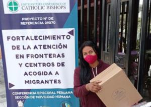 Medio millón de venezolanos han solicitado condición de refugiados en el Perú, según informe del Episcopado Peruano