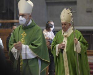 """Francisco en la IV Jornada Mundial de los Pobres: """"La mayor pobreza es nuestra carencia de amor"""""""