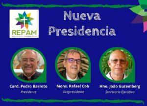 La Red Eclesial Panamazónica presenta oficialmente su nueva presidencia