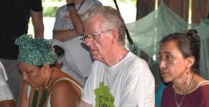 """P. Pedro Hughes: """"La Iglesia amazónica ha pasado de predicar a escuchar"""""""