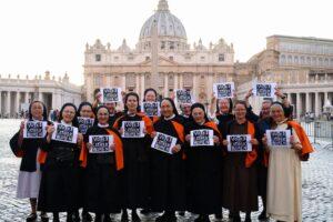 Católicas de todo el mundo preparan un Sínodo para reivindicar la igualdad de las mujeres en la Iglesia