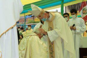 Monseñor Cristóbal Mejía es oficialmente el nuevo obispo de Chulucanas