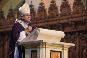 """Monseñor Castillo en 4° semana de Adviento: """"Que Dios renueve nuestras vidas y corazones"""""""