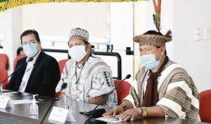 Poblaciones indígenas piden protección al Estado ante amenazas y asesinatos