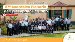 Hoy inicia la 117ª Asamblea Plenaria de los Obispos del Perú