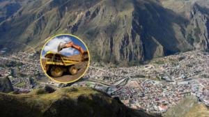 Huancavelica: Proyecto minero pone en riesgo agua que consumen 50 mil pobladores
