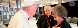 El Papa nombra a una mujer subsecretaria del Sínodo de los Obispos con derecho a voto
