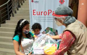 Programa 'Europana' atiende a 36 000 migrantes venezolanos en Perú
