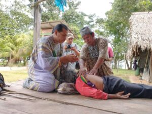 Amazonía peruana: Comando Matico COVID-19 organiza rifa solidaria