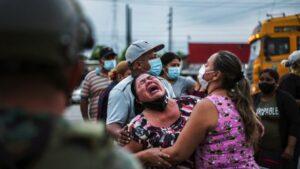 Ecuador: Reportan decenas de muertos por motines en las cárceles