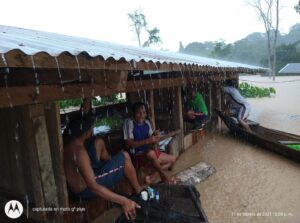 Loreto: Creciente de río arrasa con comunidades en Datem del Marañón