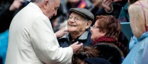 Papa Francisco anuncia la Jornada Mundial de los Abuelos y de los Mayores