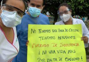 Covid-19: Loreto se asfixia nuevamente por falta de oxígeno