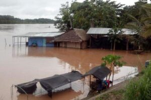 Madre de Dios: Lanzan campaña solidaria para ayudar a damnificados por inundaciones