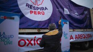 Papa Francisco envía mensaje a organizadores de iniciativa 'Respira Perú'