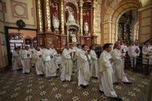 Monseñor Cabrejos envía carta a todos los sacerdotes del Perú
