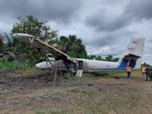 Loreto: Reportan nuevo incidente en el aeropuerto de San Lorenzo