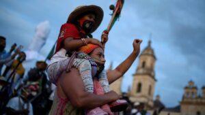 Colombia: Obispos denuncian grave situación de los pueblos indígenas