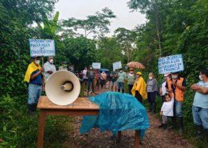 Huánuco: Pobladores se organizan frente a la inacción del gobierno
