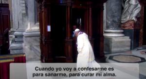 (Marzo 2021) El video del Papa: Sacramento de la reconciliación