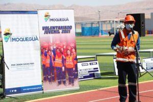 Moquegua: Jóvenes se benefician con empleos en instituciones educativas