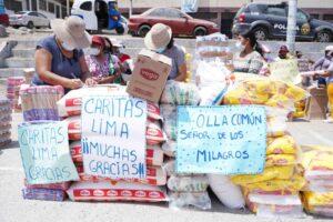 Cáritas Lima: Un año de solidaridad en tiempos de pandemia