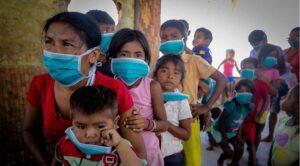 La Panamazonía supera los 2 millones de contagios y 72 mil muertes por covid-19