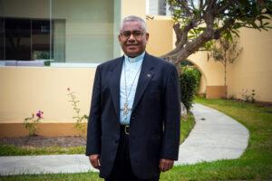 La Libertad: Papa Francisco nombra nuevo Obispo Prelado de Huamachuco