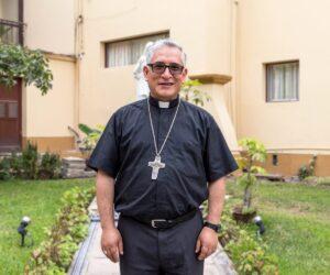 Papa Francisco nombra a Mons. Luis Alberto Barrera como nuevo obispo del Callao