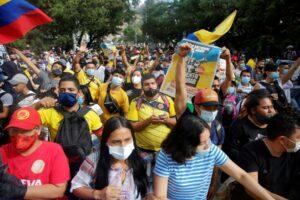 Colombia: Obispos piden mantener la esperanza ante inicio de negociaciones por protestas