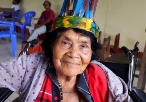 Falleció Andrea Neri, reconocida sabia indígena del pueblo Harakbut