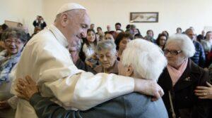 El Papa Francisco celebró la primera Jornada Mundial de los Abuelos
