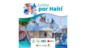 La Iglesia Latinoamericana y caribeña lanza campaña #JuntosPorHaití