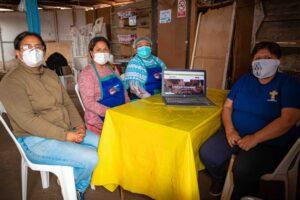 Asamblea Eclesial: Madres de ollas comunes de Chorrillos participan en Proceso de Escucha