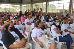 Amazonía peruana: Celebran el 'I Congreso de la Mujer Harakbut'