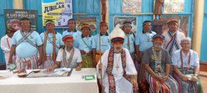 Loreto: Celebran ordenación diaconal en lengua achuar