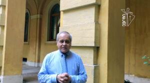 """Humberto Ortiz: """"Estamos en nuevos tiempos para la Iglesia"""""""
