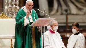 """Papa Francisco inició el sínodo de la Sinodalidad pidiendo a obispos """"encontrar"""", """"escuchar"""" y """"discernir"""""""